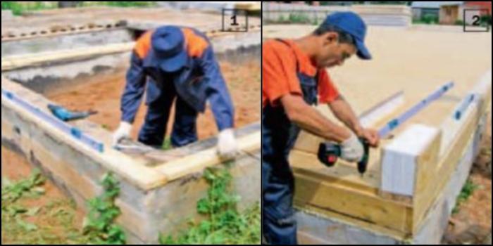 Технология строительства дома из sip