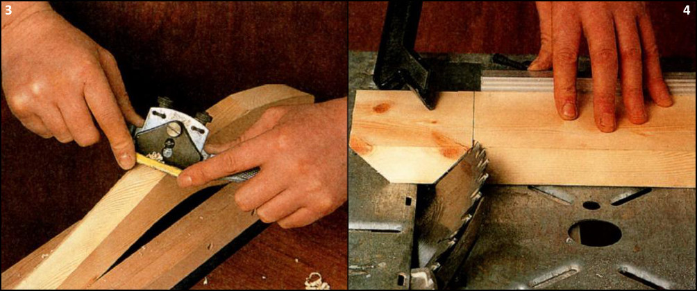 Изготовление из дерева столов своими руками 468