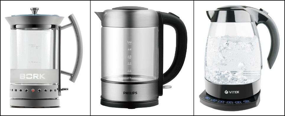 Лучшие бренды электрических чайников